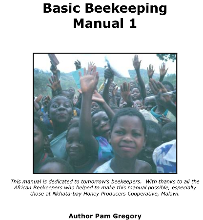 Basic Beekeeping manual