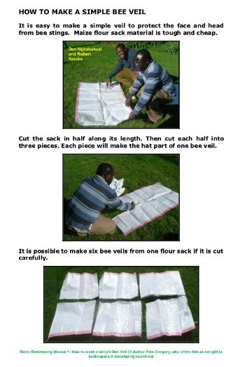 Basic Beekeeping manula