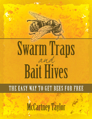 Best book on Swarm Traps and Bait Hives available
